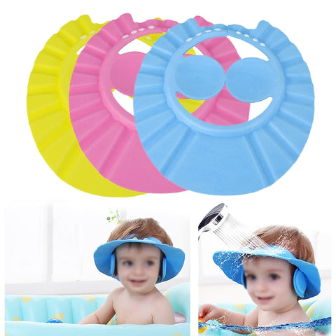 Baby Shower Adjustable Bathing Visor