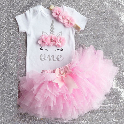 1 Year Baby Girll Tutu Dress