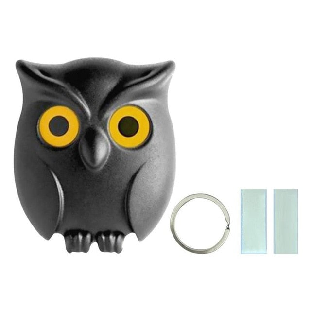 Key Holder Owl Shaped  Decoration