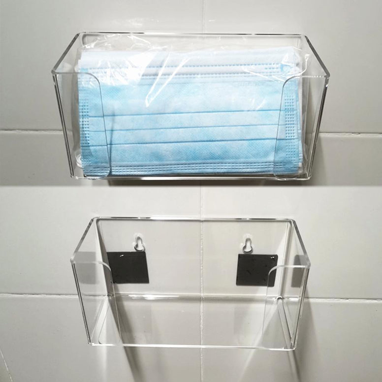 Storage Solution for Masks,  Tissues, and Dryer sheets