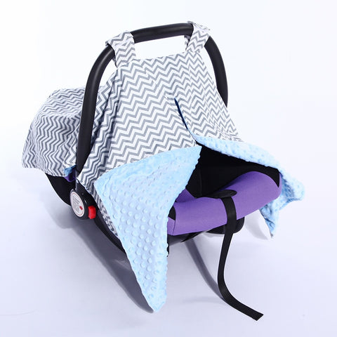 1Pcs Baby Car Seat Canopy Cover