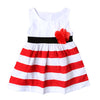 Baby/Toddler Striped Party Dress