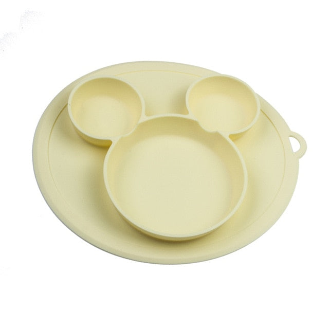 Baby Silicone Plate and Dinnerware
