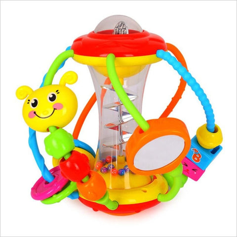 Baby Activity Ball 0-12 Months Baby Rattle Educational Toy