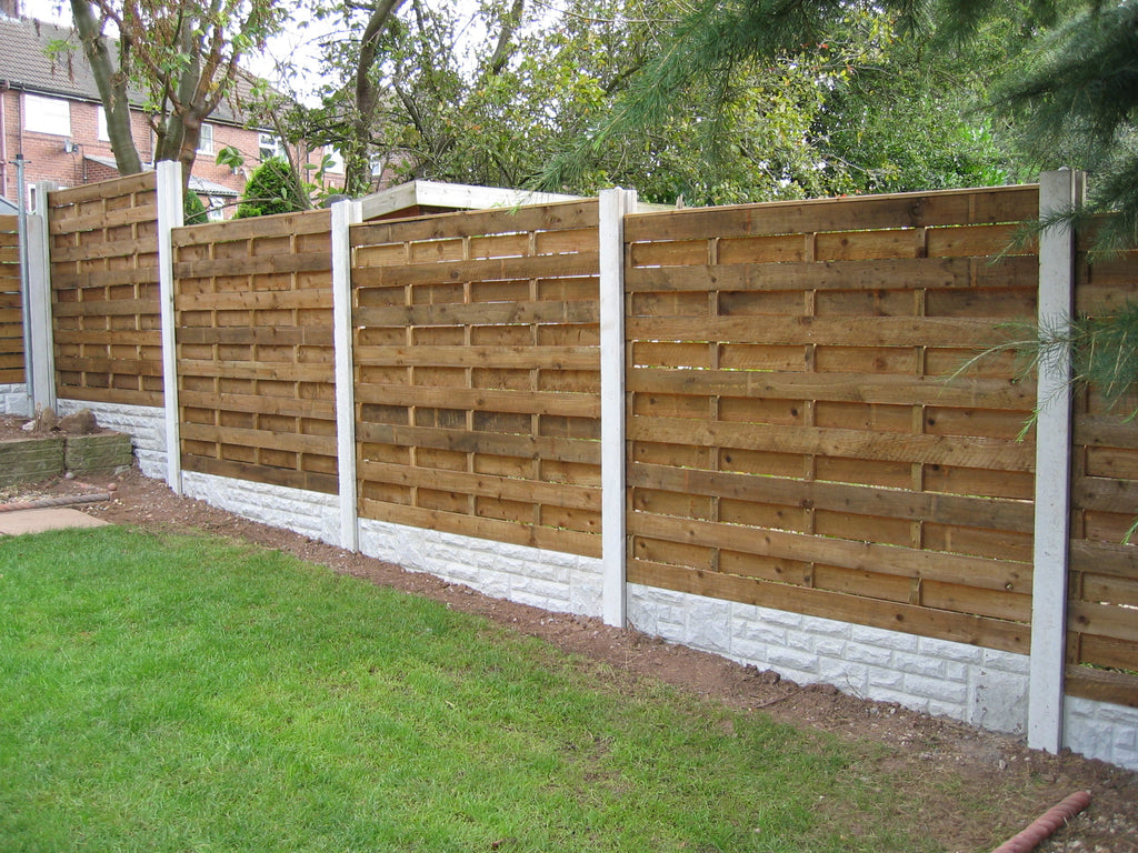 WESTLANDS DOMESTIC FENCE