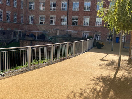 Metal Railing Systems | Trentham Fencing