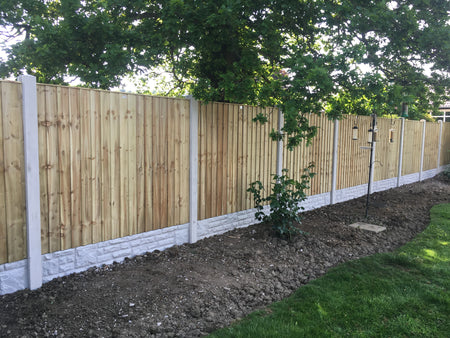 Closeboard Fence Panels | Trentham Fencing