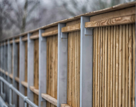 Acoustic Sound Proof Fencing | Trentham Fencing