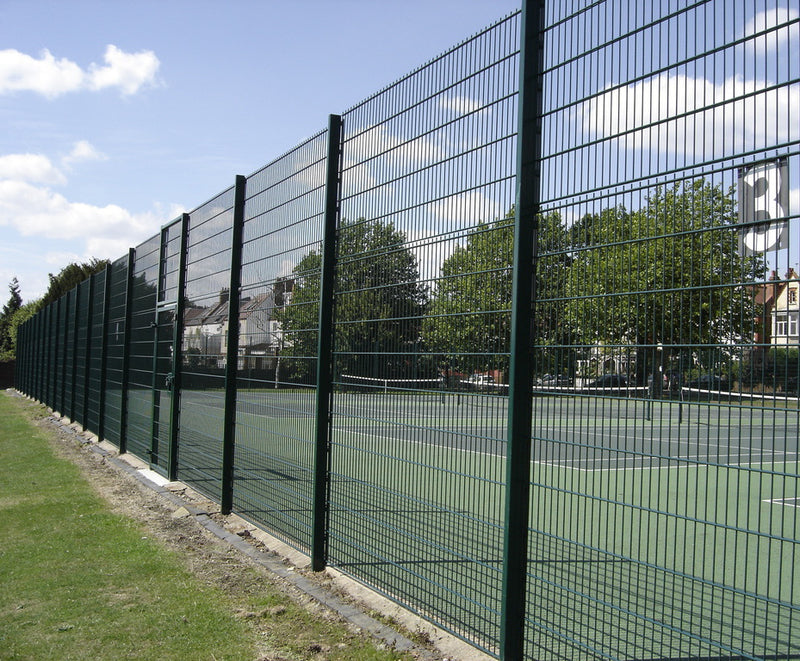 Ball Court Mesh System Fencing | Trentham Fencing