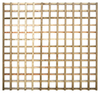 SQUARE TRELLIS FENCE PANEL (MADE TO ORDER)