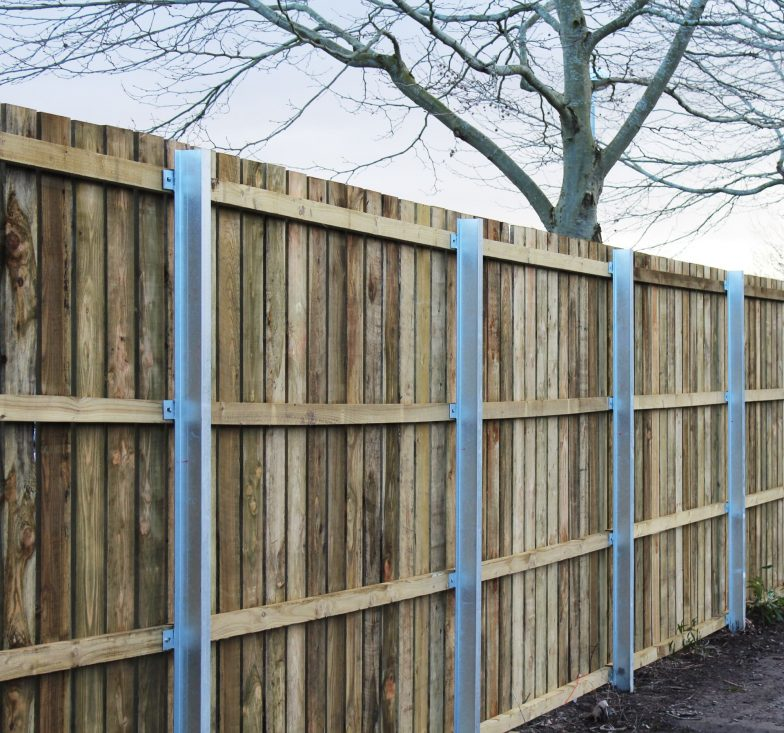 TIMBER ACOUSTIC SOUND PROOF FENCING