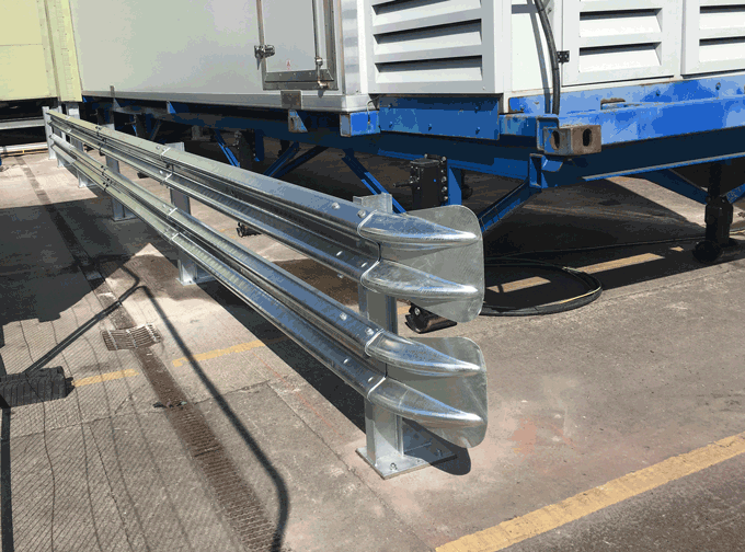 Trentham Fencing Armco Crash Barrier Suppliers & Installers