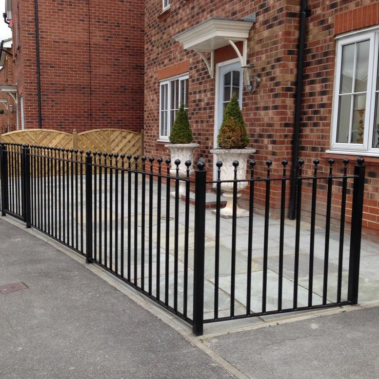 Bespoke Railing Systems | Trentham Fencing