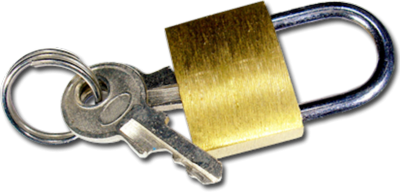 KEY LOCK BRASS