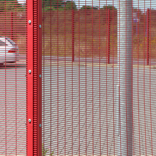 SECURIT 358 (ANTI-INTRUDER) MESH FENCING