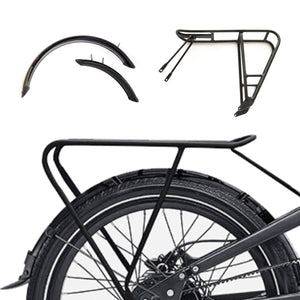 Rear Rack with Fenders