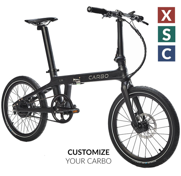 Customize your CARBO Bike