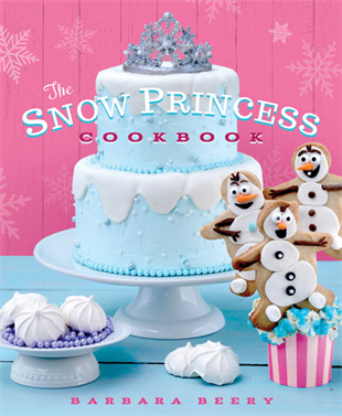 The Snow Princess Cookbook