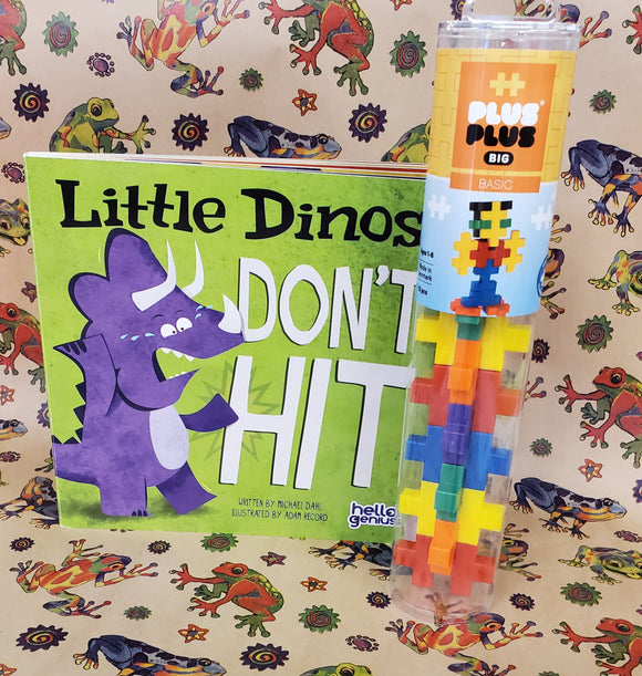Little Dino Box - Ages 1 - 3