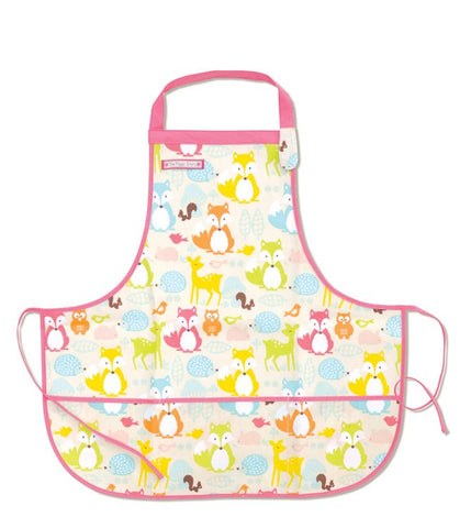Fun Time Apron-Fox & Woodland