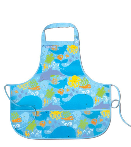 Fun Time Apron-Under The Sea