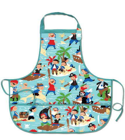 Fun Time Apron-Pirates Ahoy