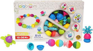 Educational Beads & Accessories - 36 Pieces