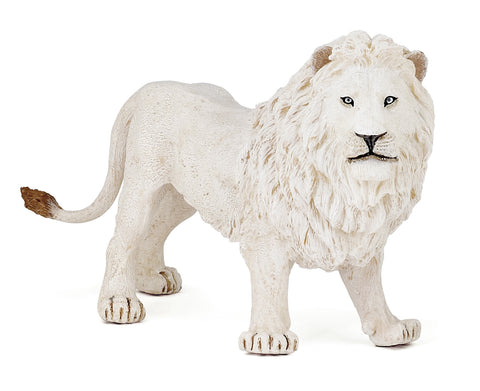 Large White Lion