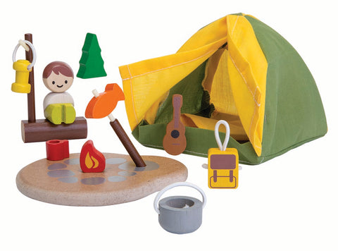 Plan World Camping Set