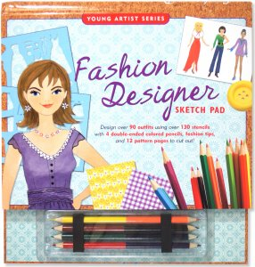 Fashion Designer Sketch Pad