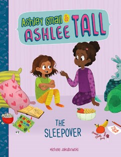 Ashley Small & Ashlee Tall The Sleepover