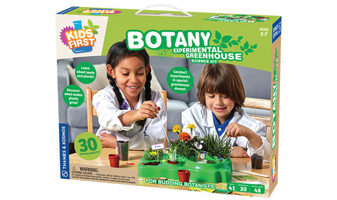 Botany Experimental Greenhouse