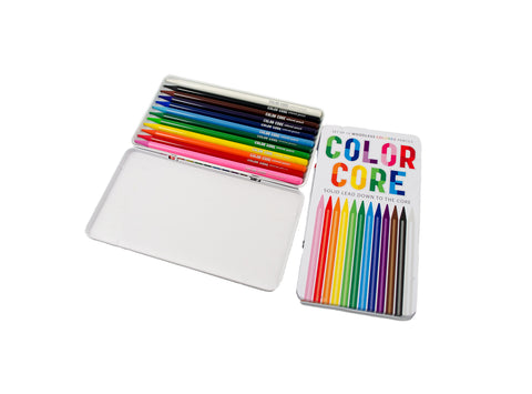 Color Core Woodless Colored Pencils