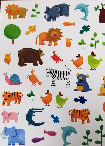 Stickers-Animals