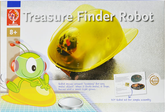 Treasure Finder Robot