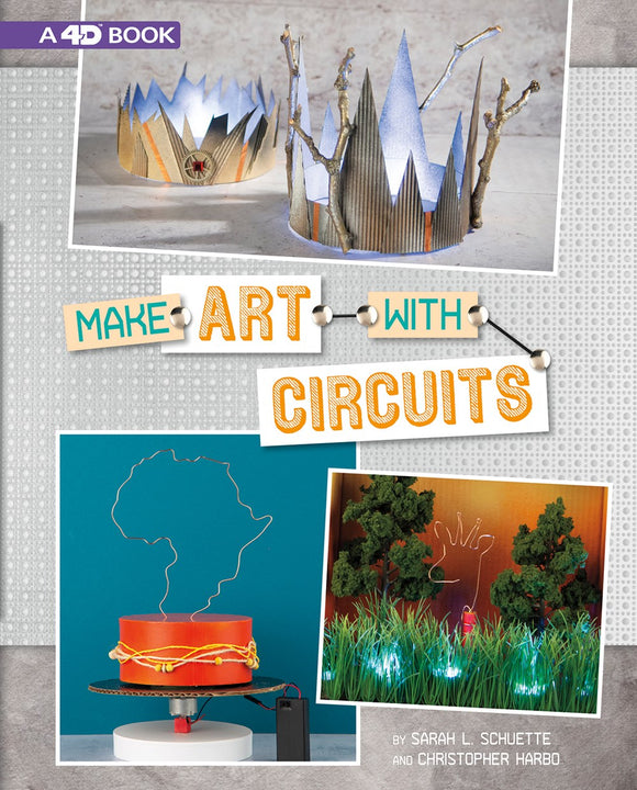 Make Art with Circuits