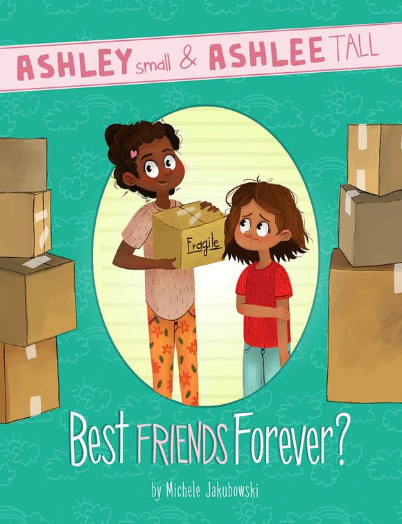 Ashley Small & Ashlee Tall Best Friends Forever?