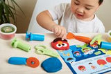 Sesame Street Elmo & Friends Dough Activity Set