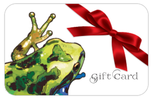 Speckled Frog Gift Card