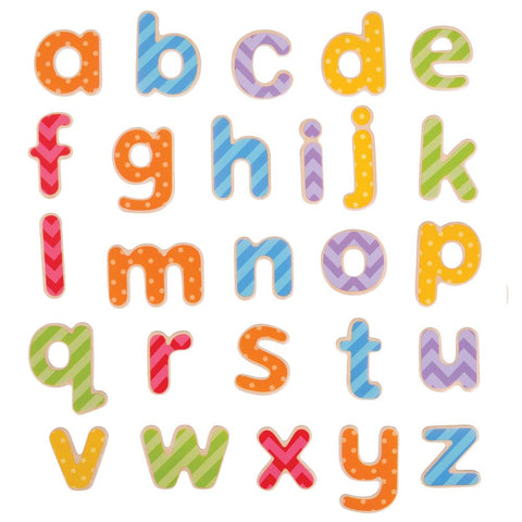 Magnetic Letters-Lowercase