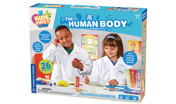 Human Body Science Kit