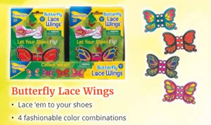 Butterfly Lace Wings