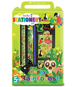 Lucky 7 Stationery Set