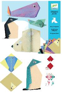 Easy Origami- Polar Animals