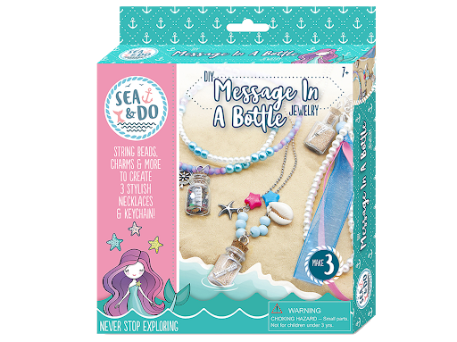 DIY Message in a Bottle Jewlery