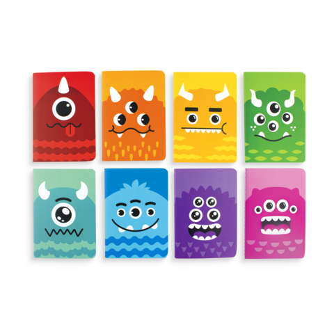 Little Monsters - Pocket Pal Journals