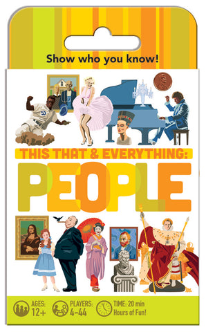 This That & Everything - People