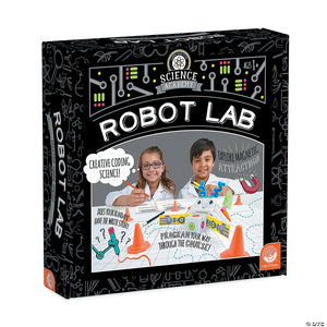 Science Academy: Robot Lab - Creative Coding Science