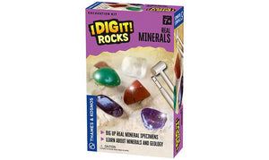 I Dig It!Rocks- Real Minerals