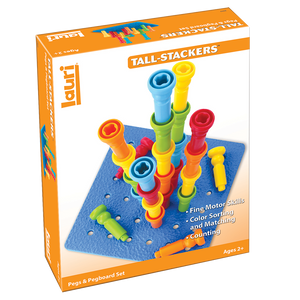 Tall Stackers Pegs & Peg Boards
